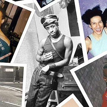 'This is radical love' – the history of black queer Britain in pictures