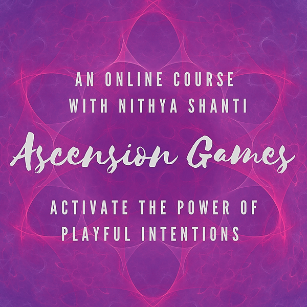 Nithya Shanti ⚡️✨Ascension Games - A New Course ✨⚡️ Link Thumbnail   Linktree