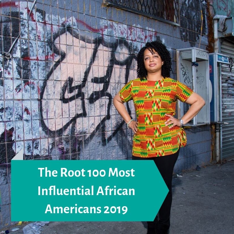 Candice Elder | The Root 100 Most Influential African Americans 2019