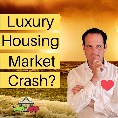 Is the OC Luxury Real Estate Market Crashing for your OC Mansion?