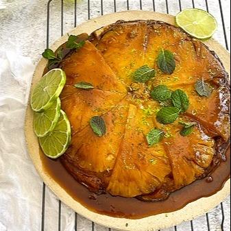 The Cordony Kitchen PINA COLADA ONE PAN CAKE Link Thumbnail   Linktree