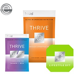 THRIVE - premium nutrition and skincare
