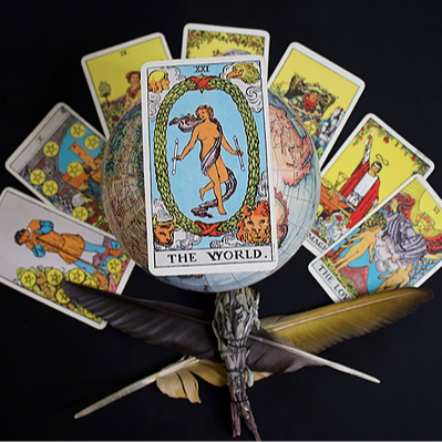 Receive an Empathic Tarot Reading