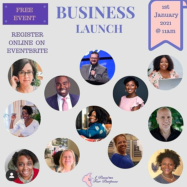 @JermainMiller 2021 Business Launch Event Link Thumbnail   Linktree