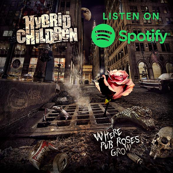 Hybrid Children Spotify