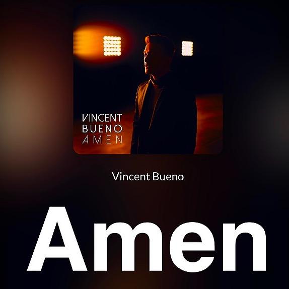 Vincent Bueno - Amen (Official Eurovision Music 2021)