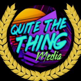 VOTE HERE > Quite the thing podcast award