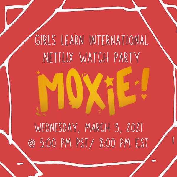 GLI: Moxie Watch Party Registration