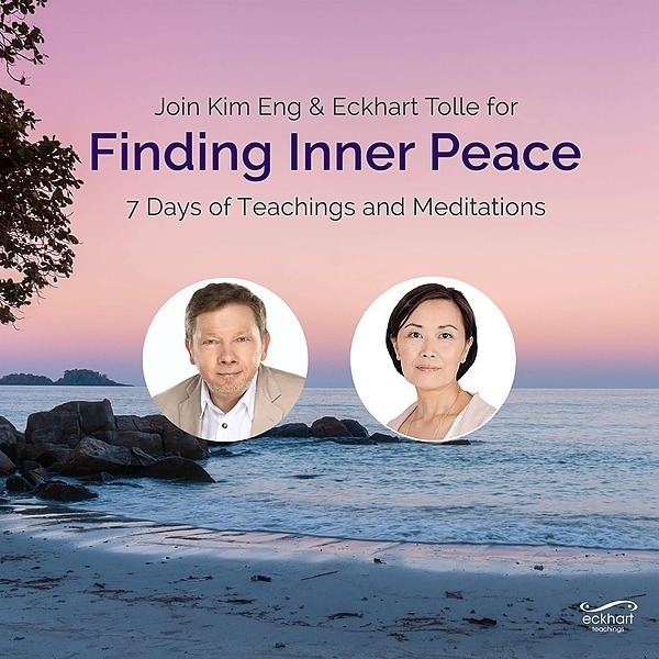 @eckharttolle Finding Inner Peace  7 Days of Teachings and Meditations Link Thumbnail   Linktree