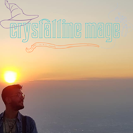 Kyle the Crystalline Mage (theCrystallineMage) Profile Image | Linktree