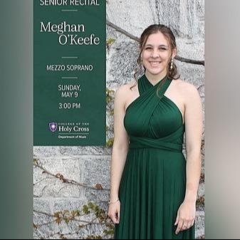 @HCmusic Senior Recital: Meghan O'Keefe '21, mezzo-soprano - May 9th - 5:00pm Link Thumbnail   Linktree
