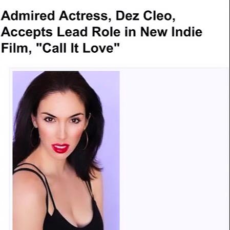 "DEZ⚡️CLEO ""Call It Love"" PR!🎬 Link Thumbnail   Linktree"