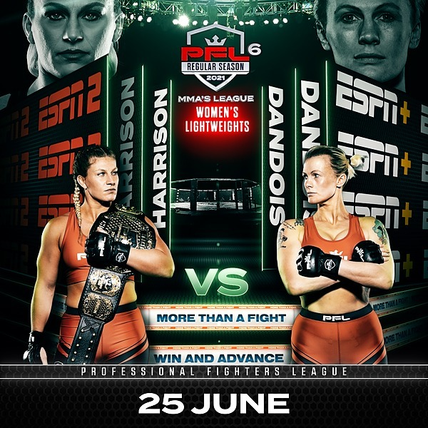 @MMATV PFL #6 - June 25th Link Thumbnail   Linktree