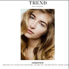 @charlotteweise Model Agency Trendmodels Link Thumbnail   Linktree