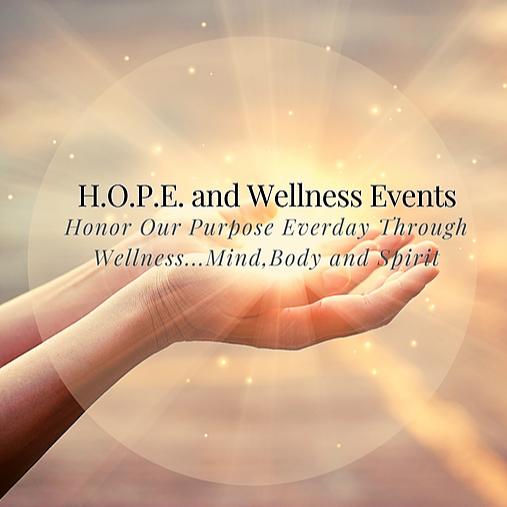 H.O.P.E. and Wellness Events