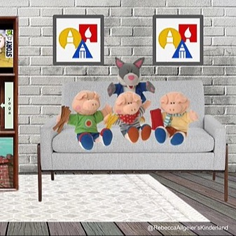 @RebeccaAllgeier The Three little Pigs - versions and retell Link Thumbnail | Linktree