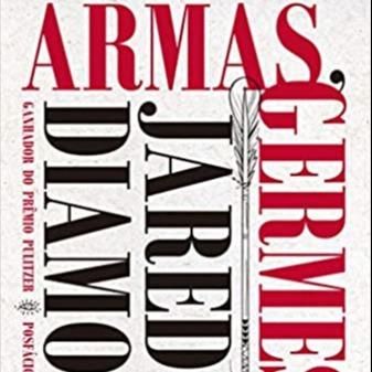 """#09 Catarina Lima - livro """"Armas, germes e aço"""""""