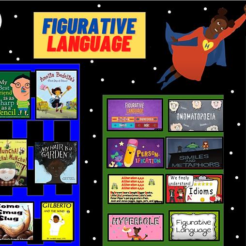 Miss Hecht Teaches 3rd Grade Figurative Language Link Thumbnail | Linktree