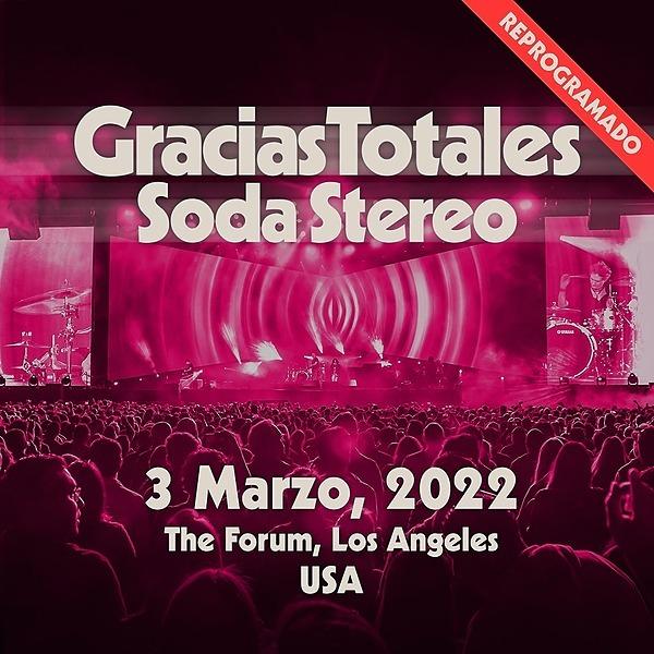 @sodastereo LOS ÁNGELES - 2022 Link Thumbnail   Linktree