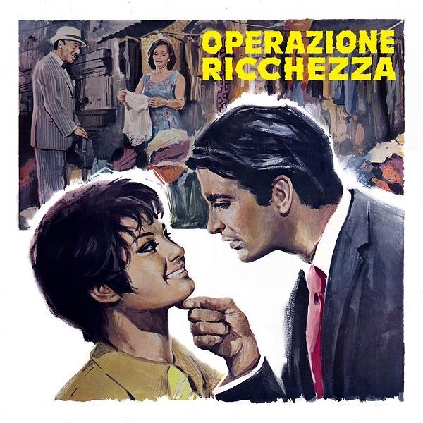 CAM Sugar OPERAZIONE RICCHEZZA (1967) by Alessandro Alessandroni Link Thumbnail | Linktree