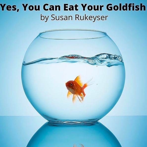 @SusanRukeyser Yes, You Can Eat Your Goldfish Link Thumbnail   Linktree