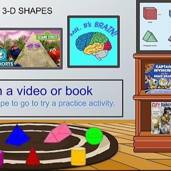 @RebeccaAllgeier 3-d shapes classroom+activity Link Thumbnail | Linktree
