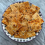 Garlic Pita Chip Recipe