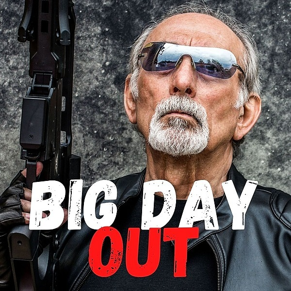 Big Day Out - cowritten with a mate of mine during lockdown - has no redeeming qualities whatsoever.  Set in Johannesburg in the near future, Big Day Out is a mad mercenary romp through the dystopian nightmare that Covid-19 might still become