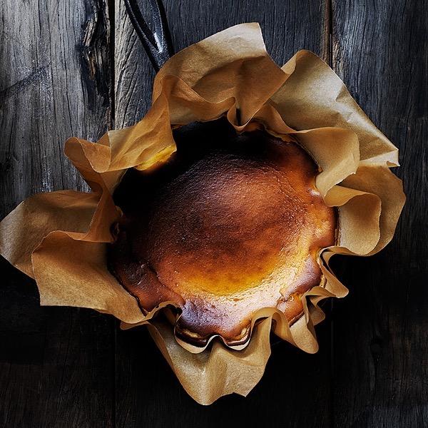 @donna.hay Basque burnt cheesecake Link Thumbnail   Linktree