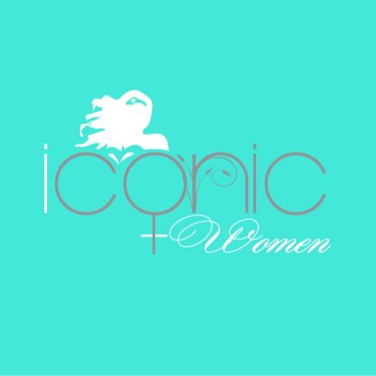 Inspirational Speaker & Author Iconic Women Promotional Podcast Link Thumbnail | Linktree