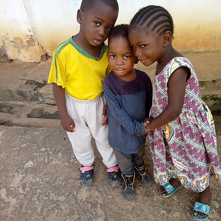 Dawn Doig Fundraiser: Deaf Children in Cameroon Need a New School and Orphanage Link Thumbnail   Linktree