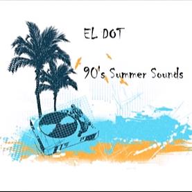 DJ EL DOT 90's Summer Sound (R&B Mix) Link Thumbnail | Linktree