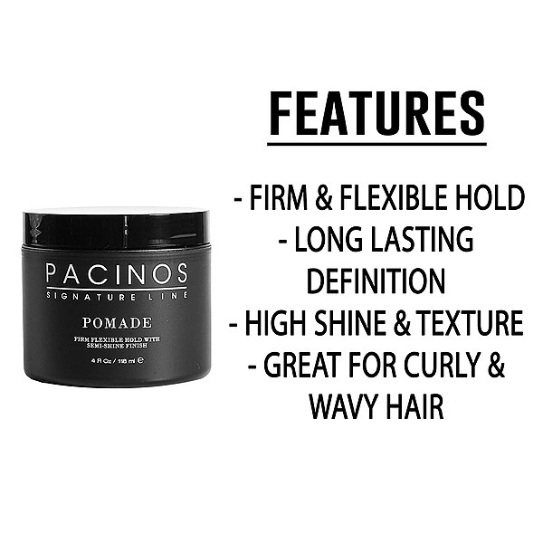 Pacinos Hair Care Products