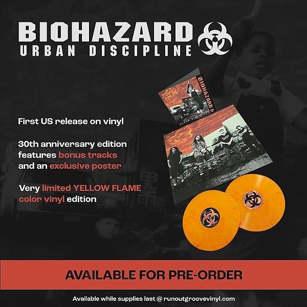 BILLYBIO Urban Discipline Vinyl Pre-Order Link Thumbnail   Linktree