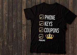 More One Cute Couponer Shirts FREE SHIPPING code: occgang