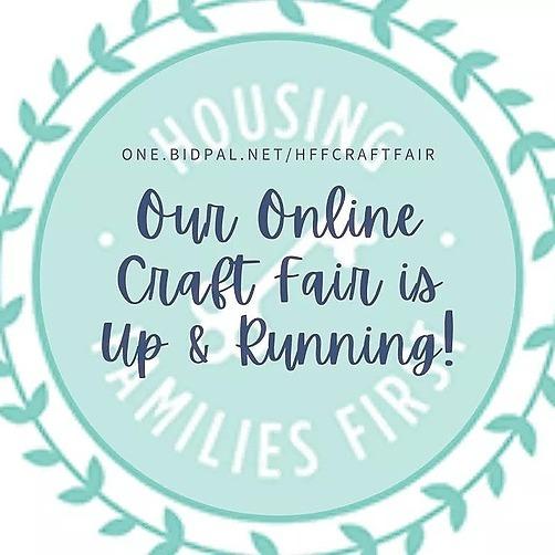 Housing Families First Online craft fair! Link Thumbnail | Linktree