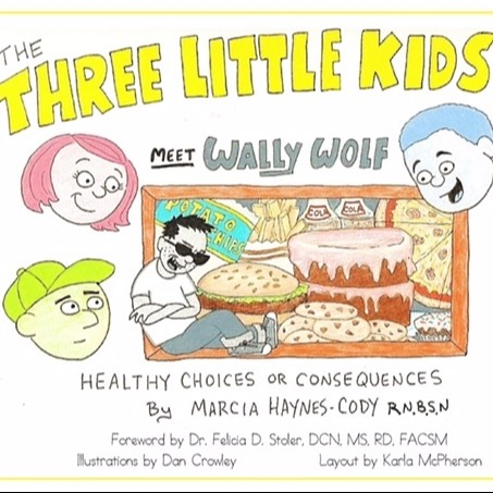 Free Children's book PDF:  Healthy Choices or Consequences