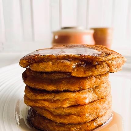 Baby Pumpkin Pancakes (Blog)
