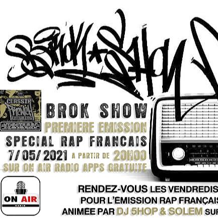 @brokshow Brok Show Old School Classik - 07.05.2021 Link Thumbnail   Linktree