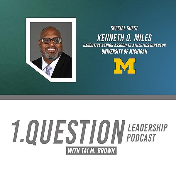 Kenneth O. Miles | Exec. Sr. Associate AD | Michigan