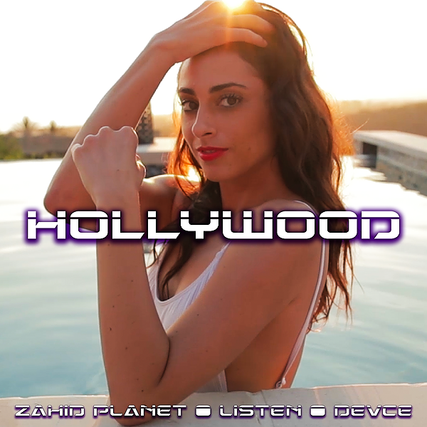 @zahidplanet Hollywood (Official Music Video) Link Thumbnail | Linktree