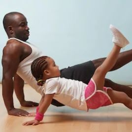 FREE WORKOUTS FOR KIDS