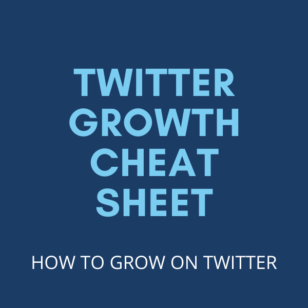 @10yeartarget FREE Twitter Growth Cheat Sheet Link Thumbnail   Linktree