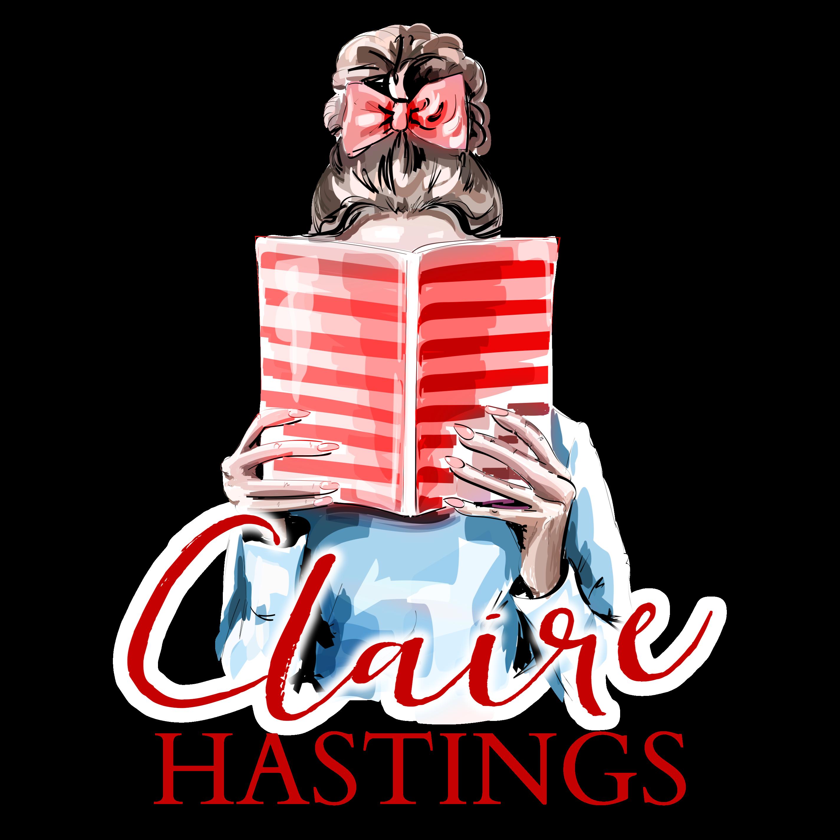 @clairehastings_author Profile Image | Linktree