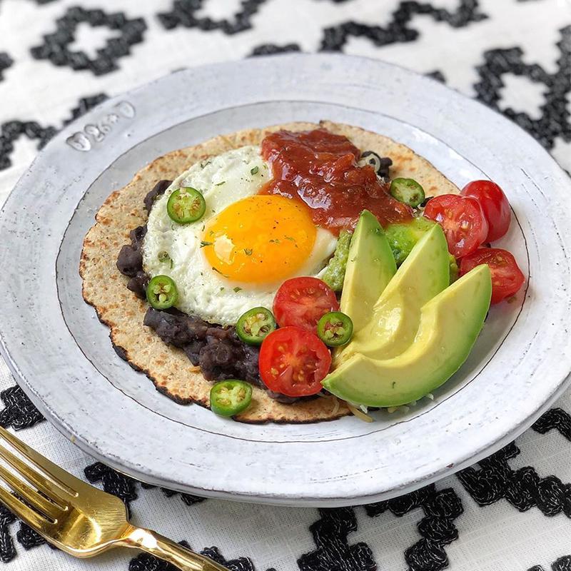 Loaded Huevos Rancheros Recipe