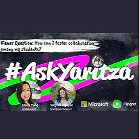 Educate to Empower Guests on #AskYaritza Culturally Responsive Teaching YouTube Series - Social Justice in the classroom Link Thumbnail | Linktree