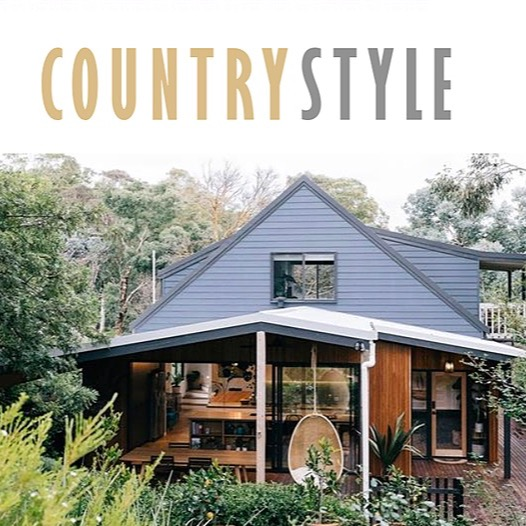 OUR FEATURE IN COUNTRY STYLE MAGAZINE