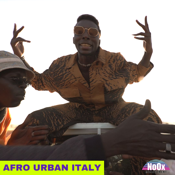 NoOx is Worldwide Afro Urban Italy Link Thumbnail | Linktree