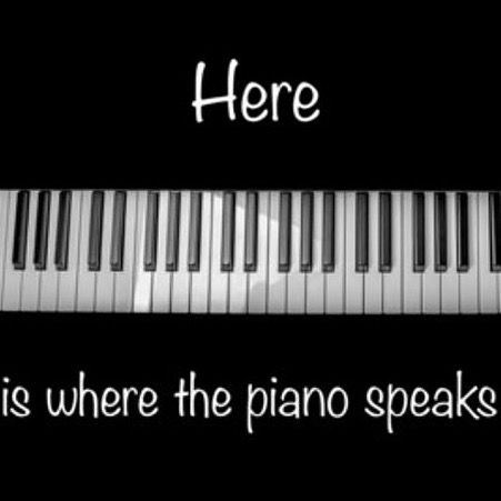 Mark W Griffiths Spotify Playlist : Here is where the piano speaks Link Thumbnail   Linktree
