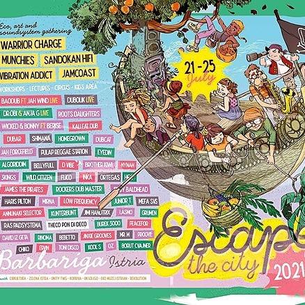 Escape the city Festival ETC2021 VOLUNTEERS FORM Link Thumbnail   Linktree
